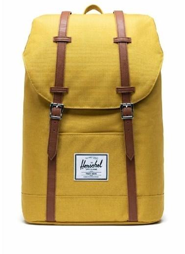 Herschel Sırt Çantası Sarı